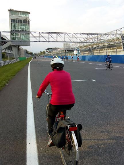 autodromo di Monza: finish line